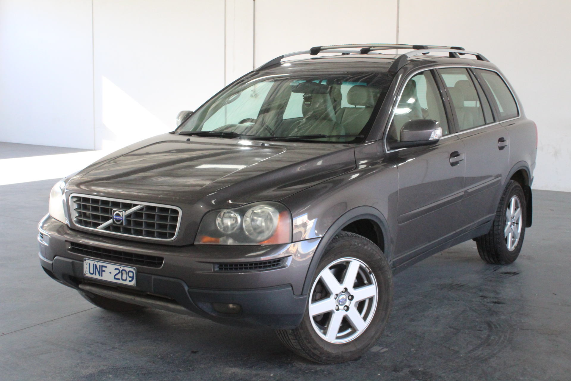 2006 Volvo XC90 D5 Turbo Diesel Automatic 7 Seats Wagon