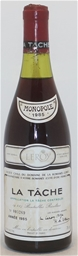 Domaine de la Romanee-Conti La Tache Grand Cru 1985 (1x 750ml)Cote de Nuits