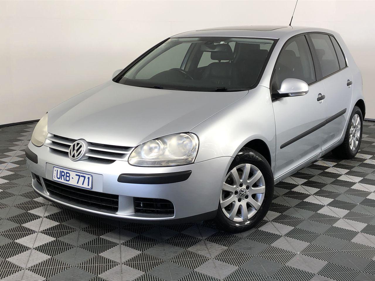 2007 Volkswagen Golf 2.0 TDI Comfortline A5 Automatic Hatchback