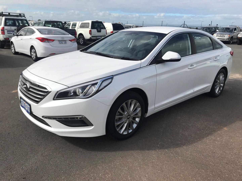 2016 Hyundai Sonata Active LF Automatic Sedan