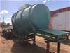 Haulmark liquid A Trailer tanker