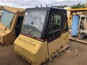 Caterpillar Dump Truck Cabin