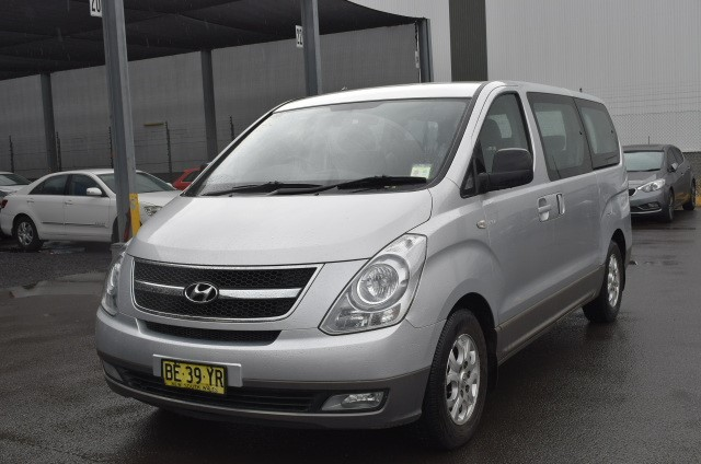 2010 Hyundai iMax People Mover, Diesel, Auto, 8 Seater