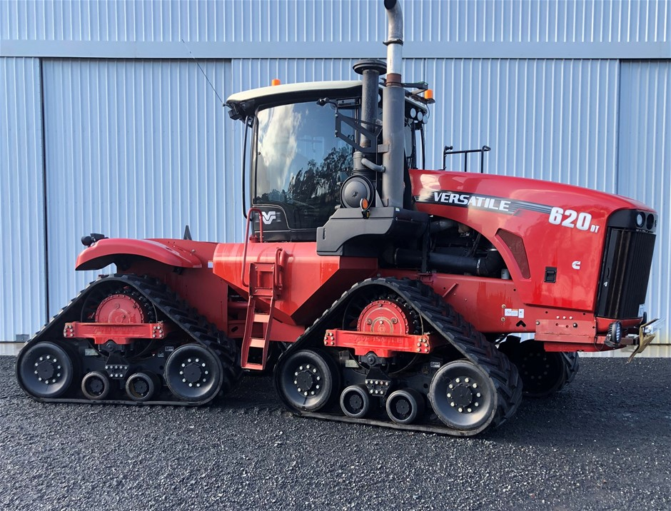 UNRESERVED 2014 Versatile 620DT Crawler Tractor (Bordertown, SA)