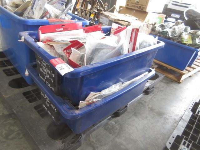 2x Tubs of Approx. 100 Gun Liner's
