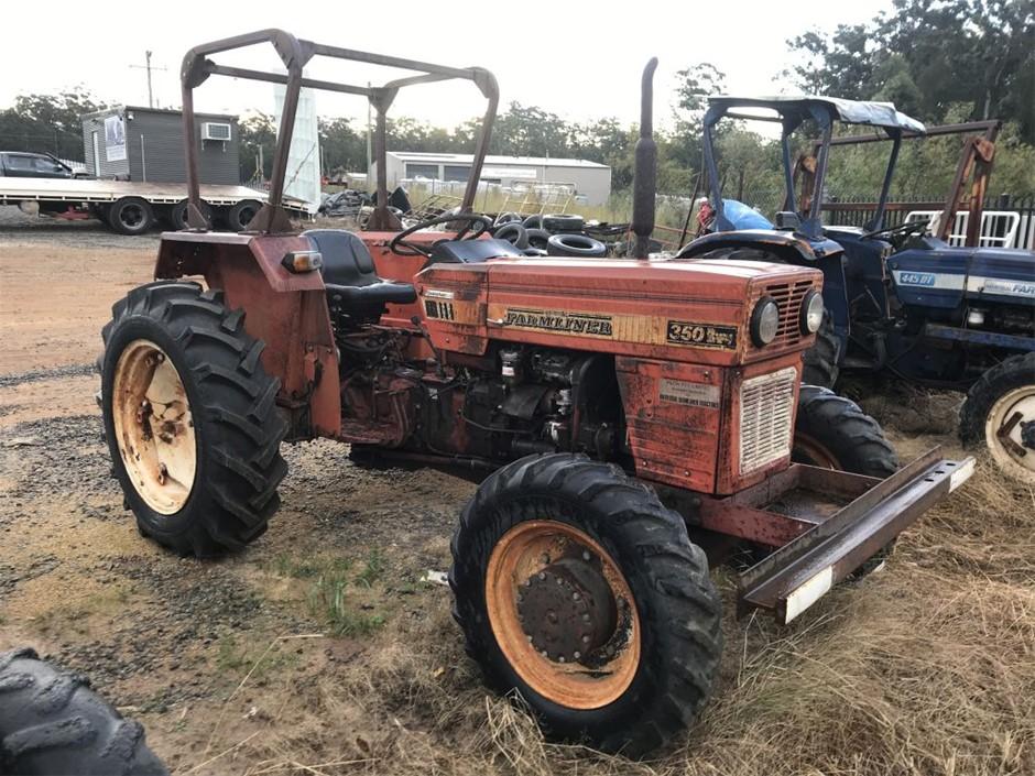 Farm Liner 350 Tractor 4x4