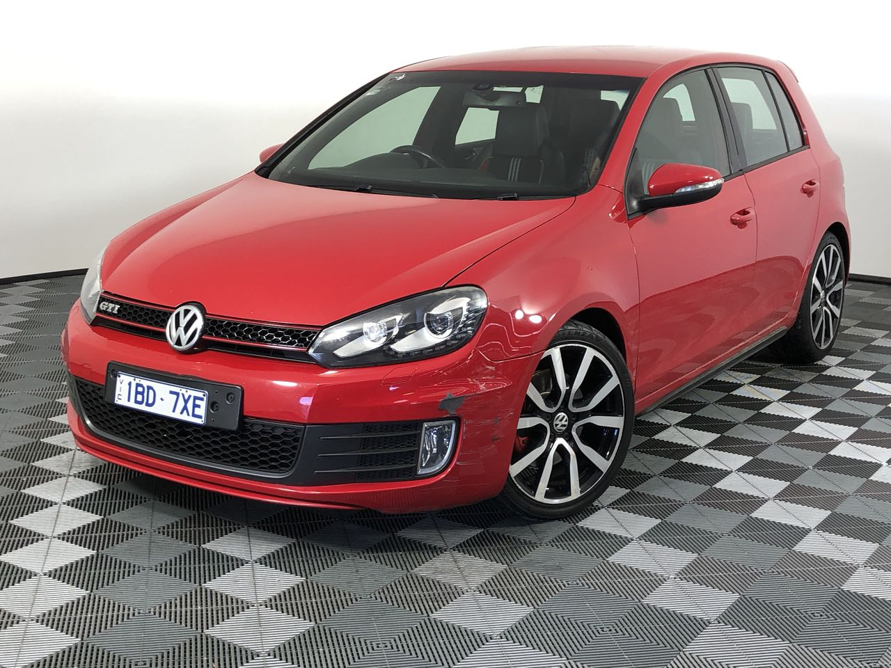 2011 Volkswagen Golf GTI ADIDAS LE A6 Automatic Hatchback