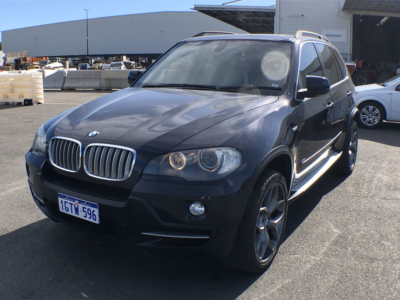 2007 BMW X5 4.8i E70 Automatic Wagon
