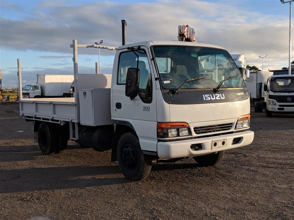 1999 Isuzu NPR300 Tipper Truck