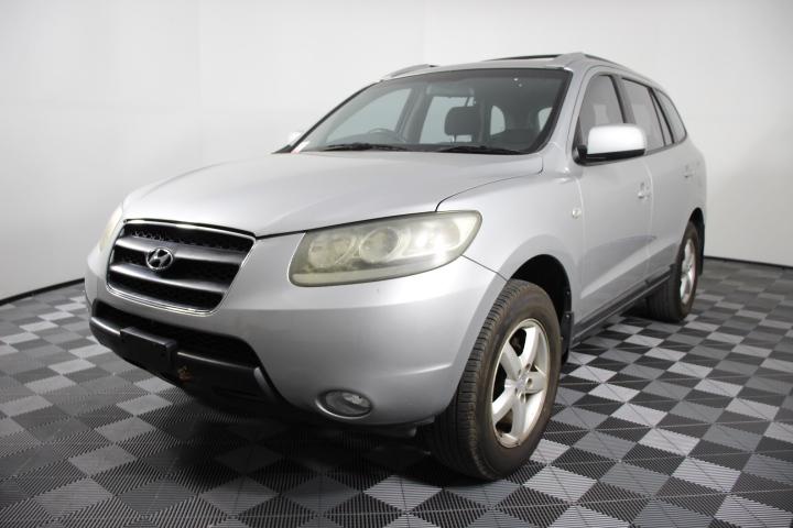 2007 Hyundai Santa Fe SLX CRDi (4x4) T/Diesel Auto 7 Seat Wagon