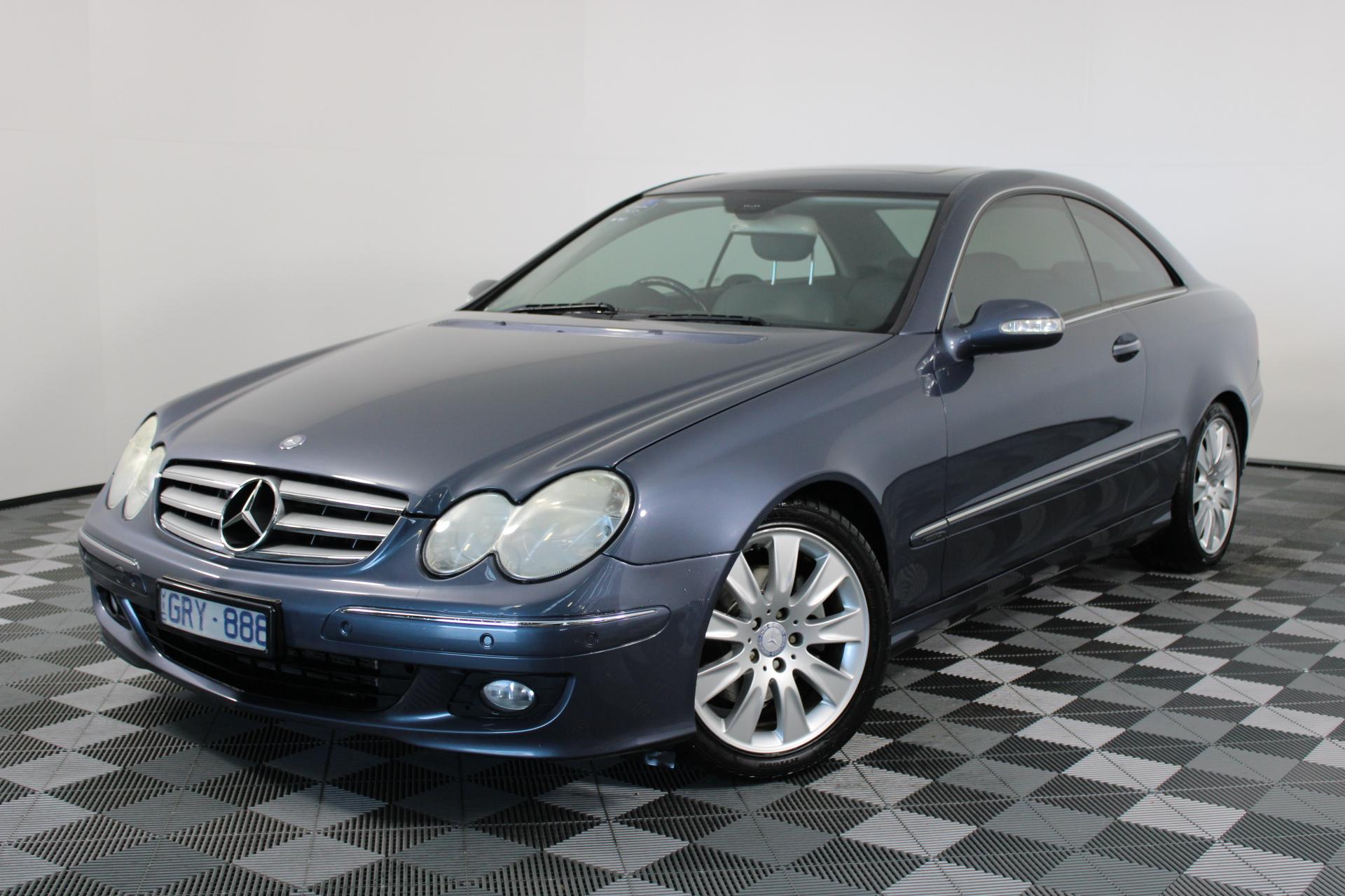 2006 Mercedes Benz CLK350 Elegance C209 Automatic Coupe