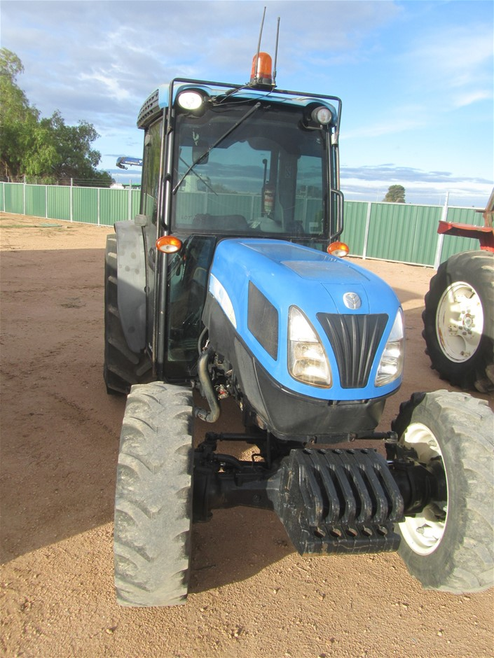 2010 New Holland T4050F Tractor