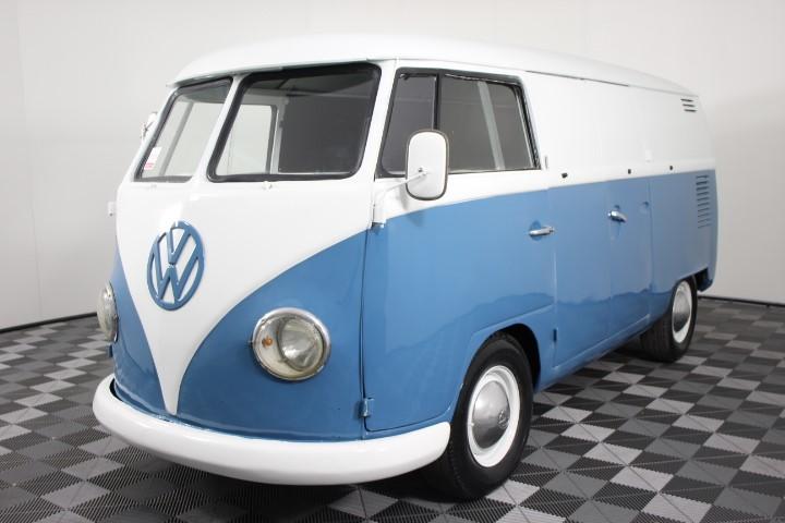 1967 Volkswagen Kombi Split Window Panel Van (German Built RHD)
