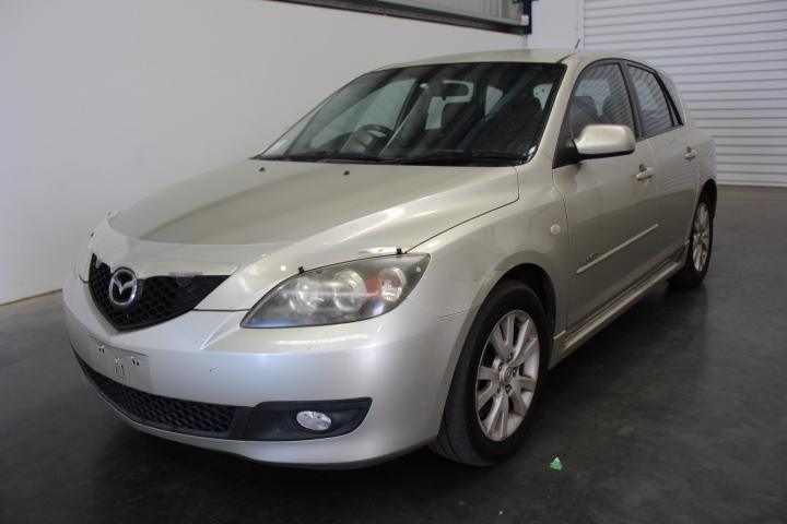 2007 Mazda 3 Turbo Diesel 129,466 km's