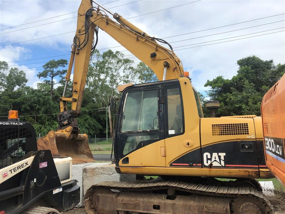 Caterpillar 312C Hydraulic Excavator