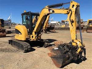 Caterpillar 305 Excavator