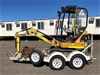 2013 Caterpillar 301.4 Mini Excavator and Trailer Unit