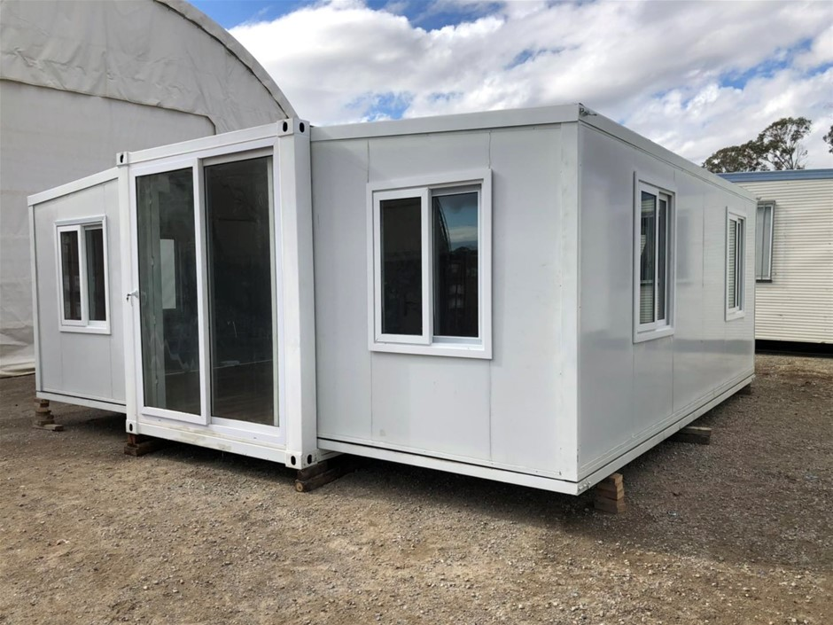 Expandable Building /Granny Flat/ Portable Tiny House Container Home