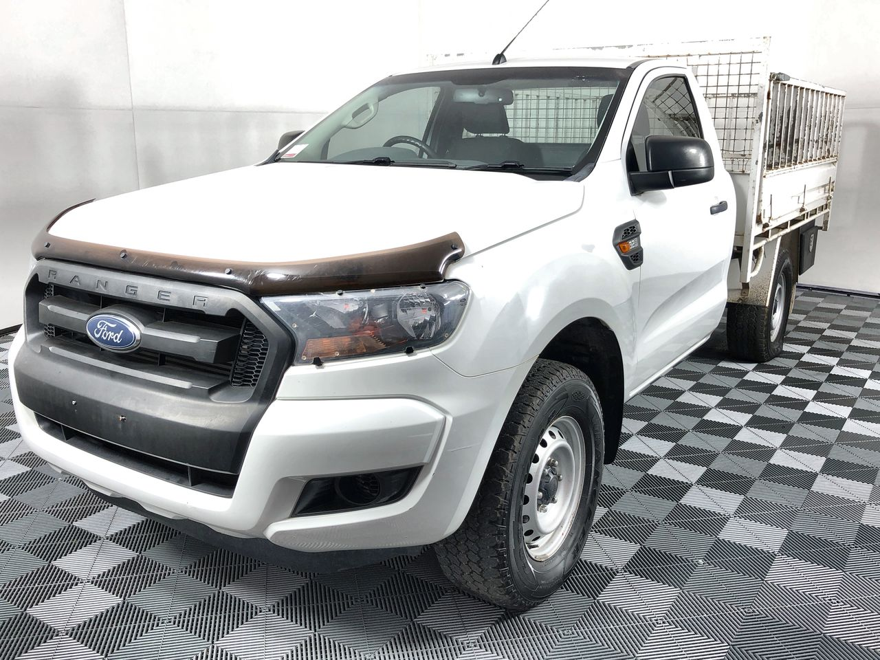 2015 Ford PX2 Ranger 3.2 T/Diesel 4WD