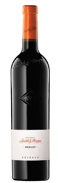 Smith & Hooper `Reserve` Merlot 2017 (6 x 750mL), SA.