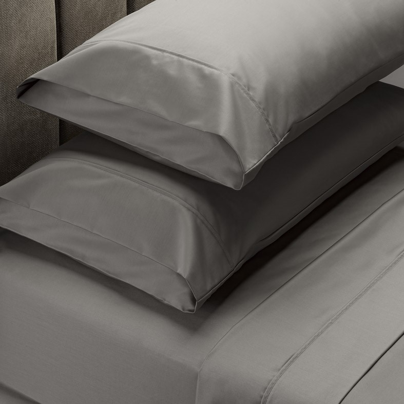 Royal Comfort Soft Touch 1000TC Cotton Blend sheet Set - King -Charcoal