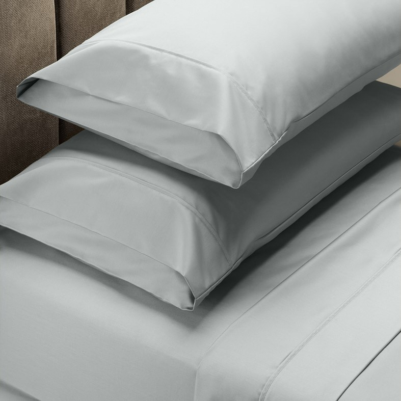 Royal Comfort Soft Touch 1000TC Cotton Blend sheet Set - King -Silver