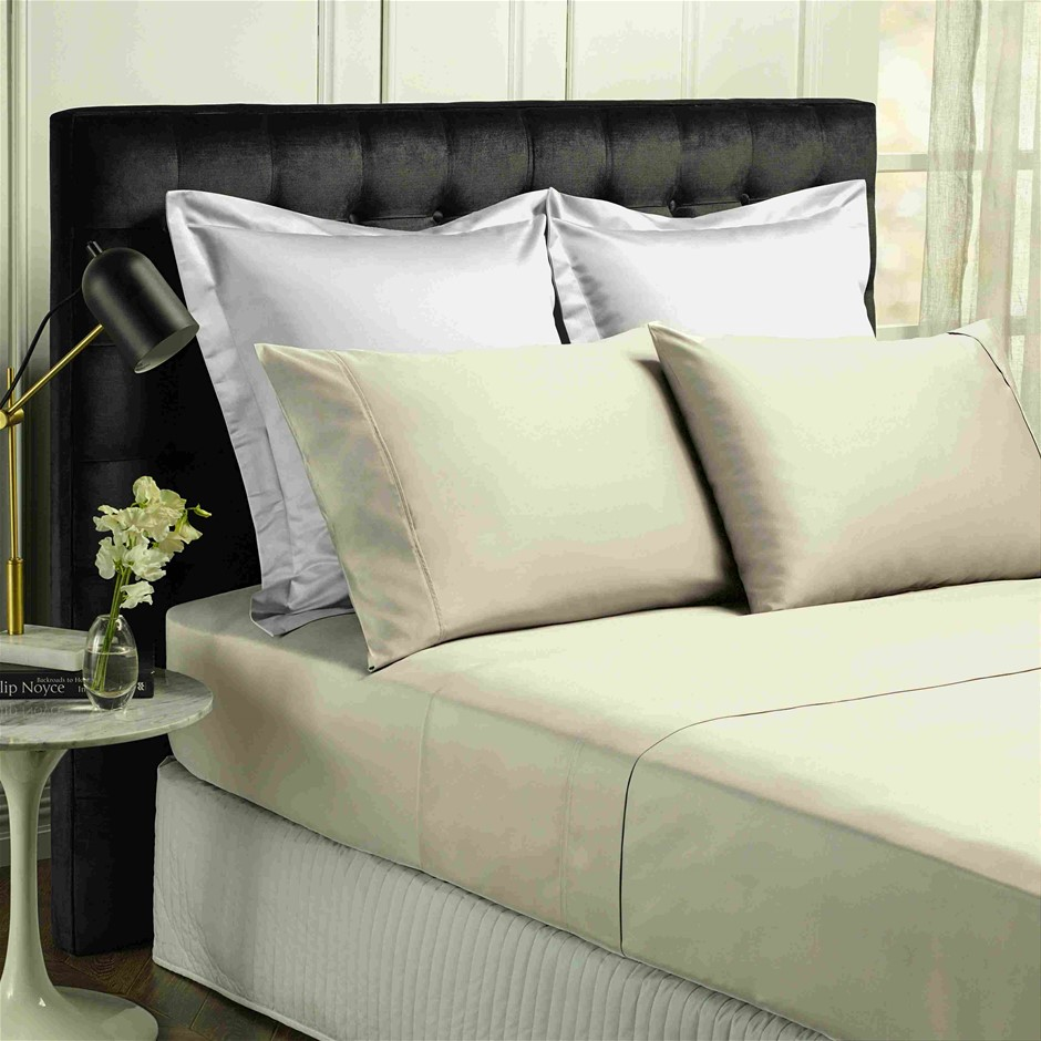 Park Avenue 500 Thread count Cotton Bamboo Sheet Set - King - Dove