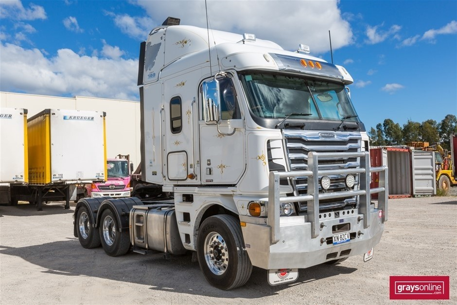 used kenworth trucks for sale australia | Graysonline