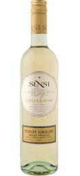 Sensi Collezione Pinot Grigio Veneto 2018 (6 x750ml), Italy