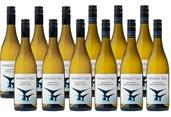 Whales Tale Sauv Blanc & Pinot Gris Mixed Case (12x750ml) Marlb, NZ
