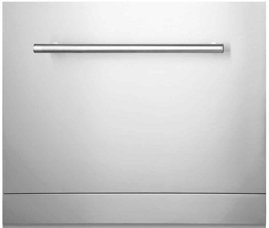 ILVE 55cm Stainless Steel Integrated Dishwasher with Door (IVDFI645/D)