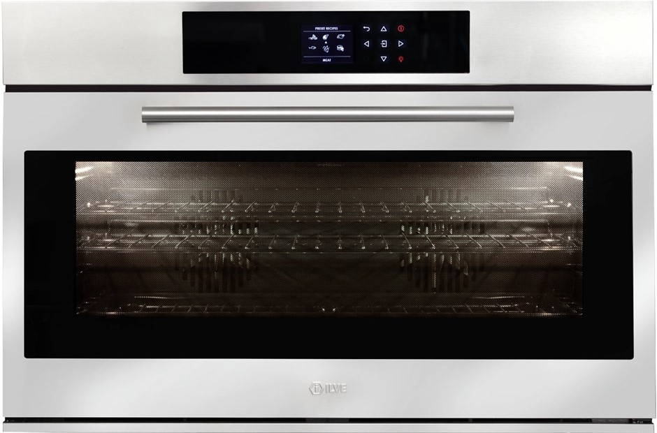 ILVE 90cm Stainless Steel Electric Oven (900STCPI)