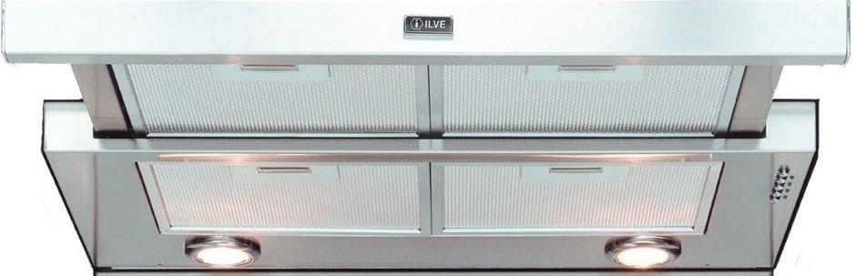 ILVE 90cm Stainless Steel Slideout Rangehood (CA90)