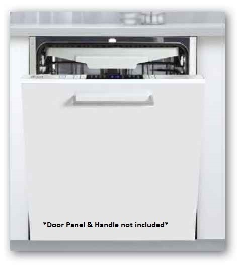 ILVE Fully-integrated Dishwasher (IVDFIP5)