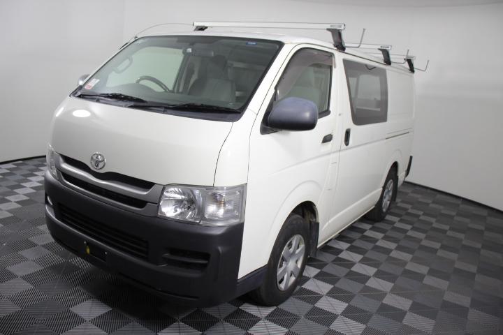 2009 Toyota Hiace 6.0 LWB Van 112,373kms (Service History)