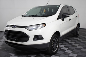 2016 Ford Ecosport Fwd Manual 5 Speed Suv