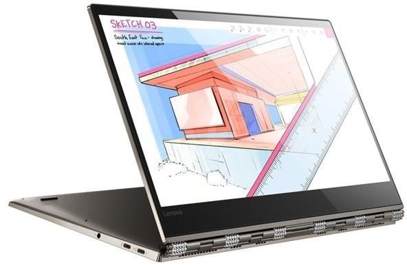 "Lenovo YOGA 920 - 13.9"" Touch/i7-8550U/8GB/256GB NVMe"