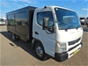 2014 Mitsubishi Canter 7/800 4x2 Service Truck