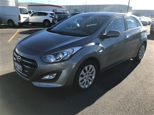 2016 Hyundai i30 Active GD Automatic Hat