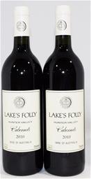 Lakes Folly Cabernets 2010 (2x 750ml)