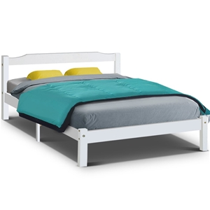 Artiss Double Full Size Wooden Bed Frame