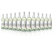 One For The Birds Marlborough Sauvignon Blanc 2018 (12  x 750mL), Marlb, NZ