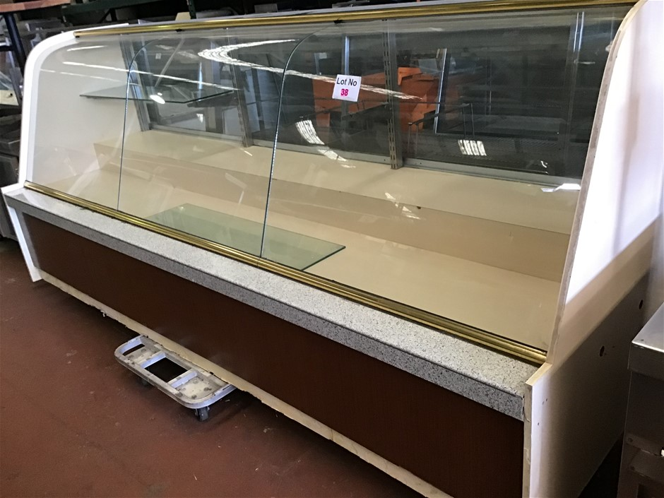 Display Cabinet 3150mm 1000mm 1500mm