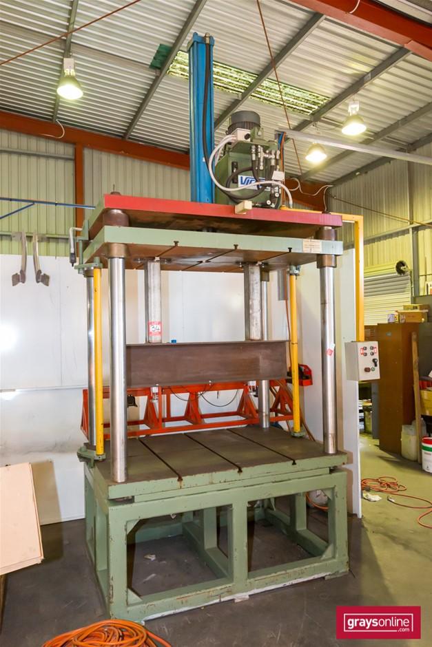 Vertical 4 Post Hydraulic Press