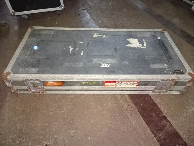 Hard Case, Jands, Sound Board Mixer