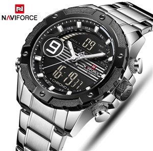 NAVIFORCE Men Sport & Elegant, Analog &
