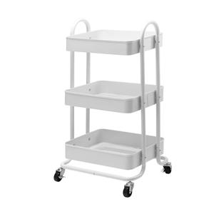 Artiss Kitchen Trolley Cart Portable 3 T