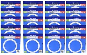 380 x 22W PJ White T9 Triphosphor Circul
