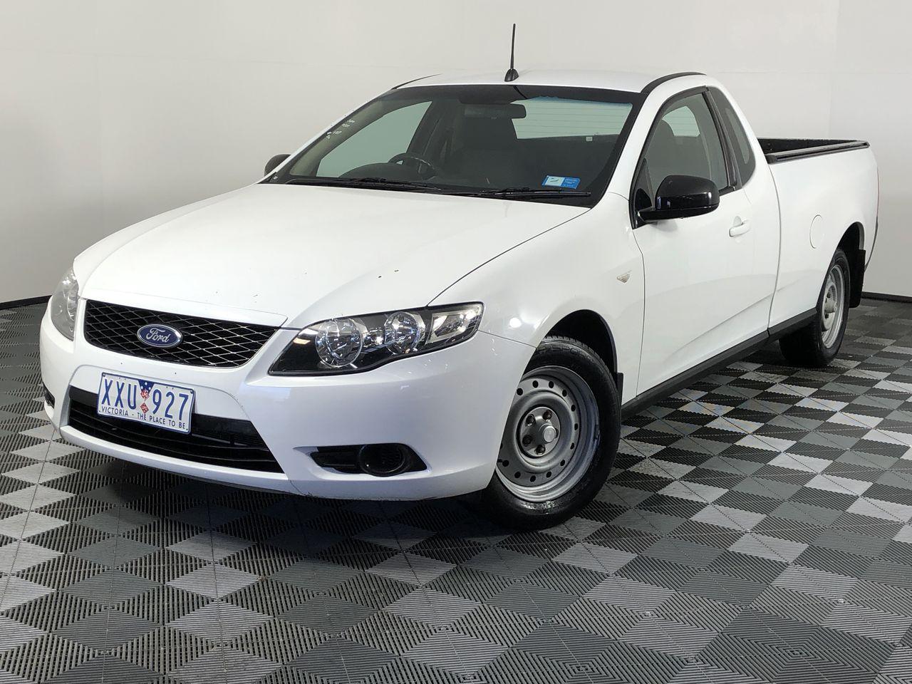 2010 Ford Falcon FG Automatic Ute LPG (EX GOV)