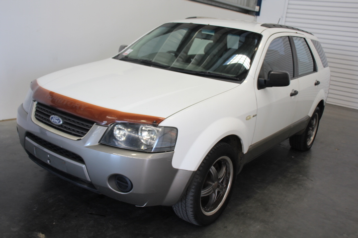 2005 Ford Territory TX (4x4) SX Automatic 7 Seats Wagon